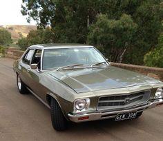 Classic 1964 HQ Holden.