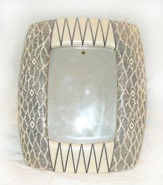 Frame tribal ivory marble look  african wild animal by HalosHome, $3.99