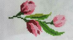 Bargello, Cross Stitch, Embroidery, Pillows, Cross Stitch Alphabet, Tulips, Cross Stitch Embroidery, Men's, Frases