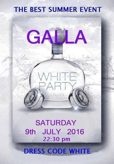 White party 9th july 2016