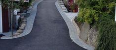 belegningsstein rundt asfalt - Google-søk Sidewalk, Sidewalks, Pavement, Walkways