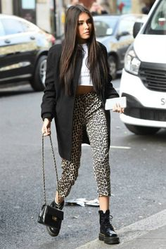 7651a2a4e2fa Madison Beer s Best Street Style. Dr Martens ...