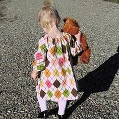 Fashionable Toddler Dress kinderkleding-naaien