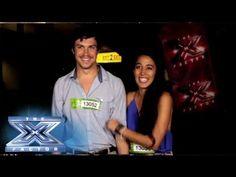 Yes, I Made It! Alex and Sierra - THE X FACTOR USA 2013