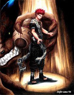 Gaara Of The Desert Clan. My favorite character from Naruto Naruto Shippuden Sasuke, Naruto Kakashi, Anime Naruto, Gara Naruto, Sharingan Kakashi, Wallpaper Naruto Shippuden, Naruto Wallpaper, Manga Anime, Shikamaru