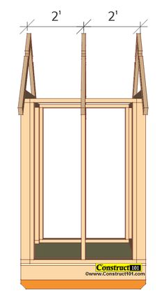small shed plans gable shed install roof truss Small Shed Plans, Wood Shed Plans, Shed Building Plans, Diy Shed Plans, Building Ideas, Building Design, Roof Truss Design, Cheap Sheds, Build Your Own Shed
