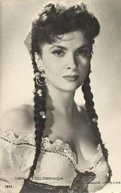 Gina Lollobrigida #italianbeauty