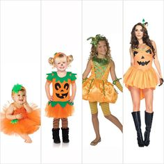 "Pin for Later: The Shocking Evolution of Our Childhood Halloween Costumes Has Us Like, ""WTF?!"" Pumpkin"