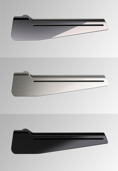 "Colombo Design Contest  ""Sith Handle"" profits from temperate and futuristic forms for ultimate ease of production."