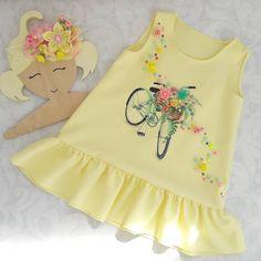 5 отметок «Нравится», 2 комментариев — ОДЕЖДА FAMILYLOOK с ПРИНТАМИ (@platya_s_kartinki) в Instagram: «Платье с принтом велосипед! Цена детского 2500₽ И к любому платью можно заказать красивый аксессуар…»