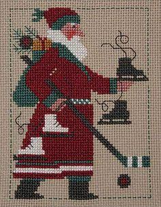 Prairie schooler santa 2009