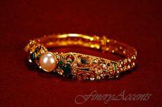 $13  one piece bracelet SKU: 100-8 C1 Multi stone Bracelet