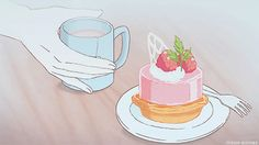 ANIMATED GIF - So sweet and delicious