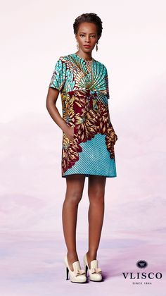 FLORAL FUSION   inspirational daywear for wedding occasions   #vlisco #wedding