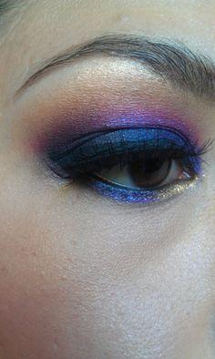 OCC eye makeup