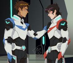Lance and Keith