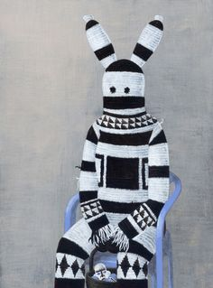 Phantoms of Wing - Pieter Van Eenoge Rabbit Rabbit Rabbit, Art Articles, Various Artists, My Ride, Illustration Art, Artsy, Fine Art, Drawings, Rabbits
