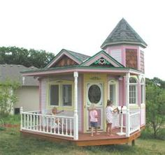 THIS IS THE BEST PLAYHOUSE EVER!!!!