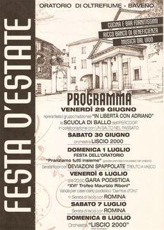 Festa d'Estate - Baveno - Lago Maggiore