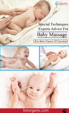 Special Techniques For Baby Massage (For Best Chance Of Success) #techniques #massage #babymassage  #health #healthylifestyle #wellness #listorganic
