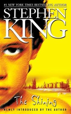 """The Shining"" by Stephen King.  Read it-  Although the movie is great, the book is MUCH scarier and better. It has a different ending as well."