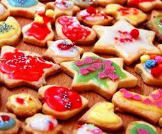 Recetin- galletas navideñas sin gluten