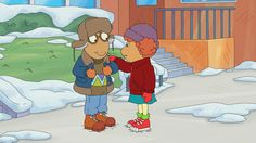 Carol Greenwald, executive producer of Arthur on PBS KIDS, talks about two new episodes that address bullying. She's taking questions, too.
