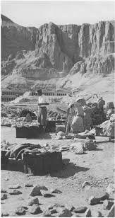 Harry Burton's Photographs of the Metropolitan's Excavations at Deir el-Bahri