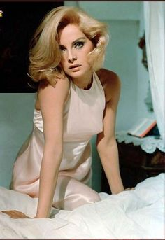 Virna Lisi (born 8 November 1936 in Ancona) is a Cannes and César award-winning Italian film actress. She was born in Ancona, Marche, as Virna Lisa Pieralisi.