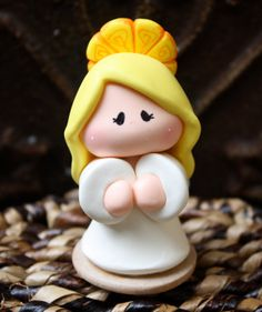 Angel Baptism First Communion Party Favor