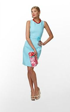 Lilly Pulitzer Sally Dress Boucle