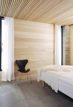 Summer House Skatoy - Bedroom