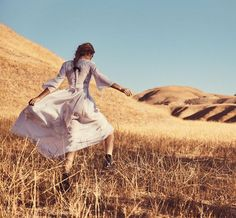 """Toni Garrn in Porter Magarine """"Prairie Rose"""" editorial by Norman Jean Roy. Toni Garrn, Editorial Photography, Portrait Photography, Fashion Photography, Norman Jean Roy, Into The West, Mannequins, Editorial Fashion, Marie"""