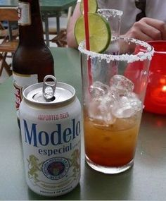 Michelada - great beer cocktail