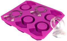 25 Fun Party Ice Cube & Candy Mold Trays | Living Locurto | Party ...