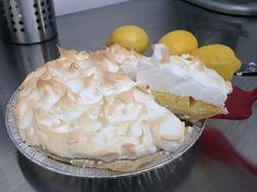 New! Lemon Meringue Pies Lemon Meringue Pie, Camembert Cheese, Desserts, Food, Tailgate Desserts, Dessert, Postres, Deserts, Meals