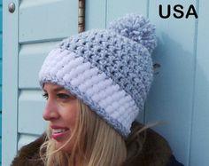FEMMES au CROCHET chapeau MODÈLE modèle de par KerryJayneDesigns