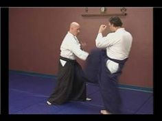 Aikido Techniques & Exercises : How to Deflect Multiple Attackers: Aikido Techniques - YouTube