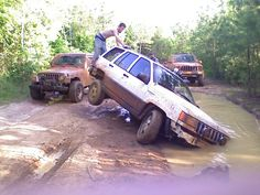 Worst Stuck Grand Cherokee - Page 25 - JeepForum.com