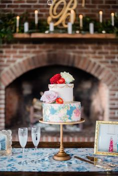 Beautiful Wedding Cakes, Our Wedding, Table Decorations, Desserts, Food, Meal, Deserts, Essen, Hoods