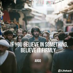 Movie Quote – Argo