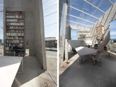 atelier at tenjinyama - Takashi Fujino / Ikimono Architects