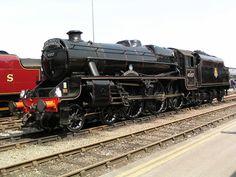 British Steam Loco