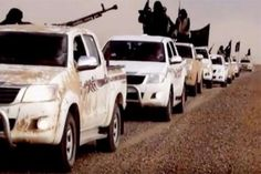 U.S. officials investigating how so many Toyotas wind up in the hands of ISIS