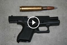 Glock 50 Caliber #tactical #survival #military#offthegrid