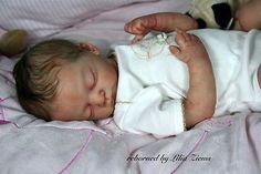 Lilian by Gudrun legler* reborn doll* Brandnew* reborned by Lilia Ziems