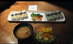 Last week, I was invited to sample a menu at Noka Toronto, a new sushi restaurant at 513 Bloor Street West. We were served an 8 course meal prepared by … Sushi Lunch, Lunch Specials, Sushi Restaurants, Finance Blog, Course Meal, Food Preparation, Fresh Rolls, Toronto, Menu