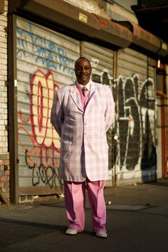 On Zoot Suits, Baggies, Stacy Adams & 125th Street «