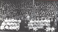 St Helens vs Batley in the first Challenge Cup Final, 1897