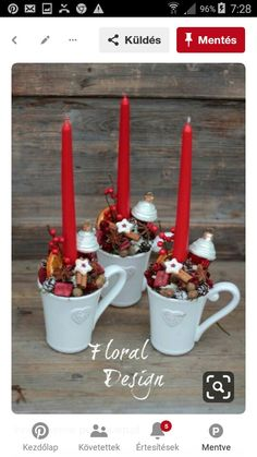 Rudolf Christmas Craft: DIY Craft for Kids · The Inspiration Edit Christmas Flowers, Christmas Candle, Winter Christmas, All Things Christmas, Christmas Home, Christmas Wreaths, Christmas Ornaments, Christmas Projects, Holiday Crafts
